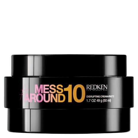 Redken Styling - Mess Around 10 Disrupting Cream-Paste 50ml