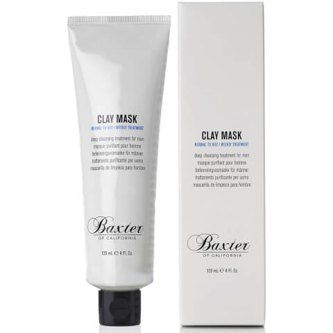 Baxter of California Clarifying Clay Mask 120ml