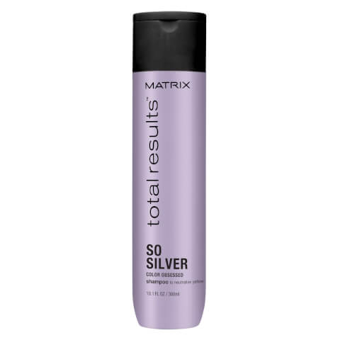 Matrix Solutionist So Silver Shampoo 300ml