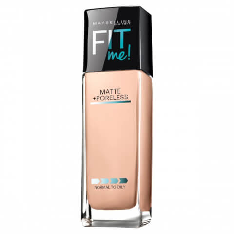 Maybelline Fitme Matte + Poreless Foundation