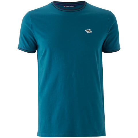 Le Shark Men's Holton T-Shirt - Kingfisher Blue