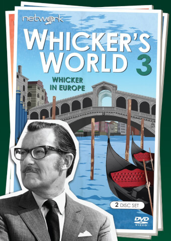 Whicker's World 3: Whicker In Europe