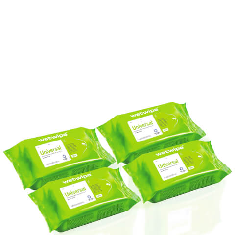 Wet Wipe Mini 100 Wipes Multipack
