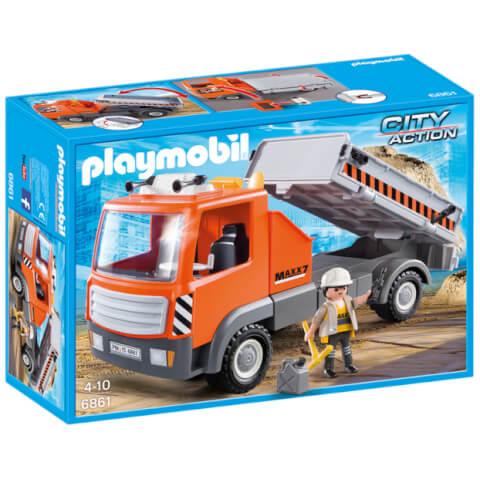 Playmobil City Life: Camion de chantier - (6861)