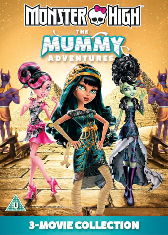 Monster High: The Mummy Adventures