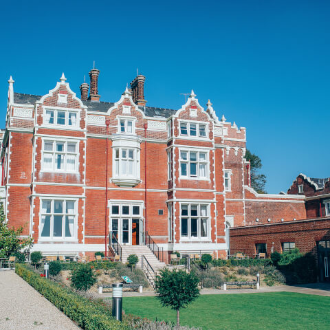 Champagne Afternoon Tea for Two at Wivenhoe House