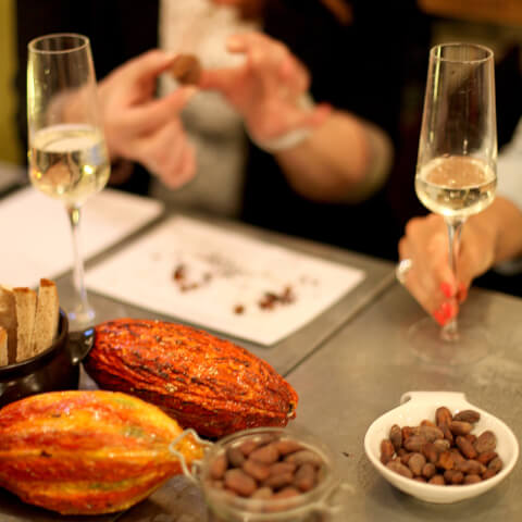Chocolate Tasting Adventure for Two with Hotel Chocolat