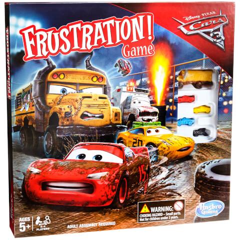Frustration : Édition Cars 3