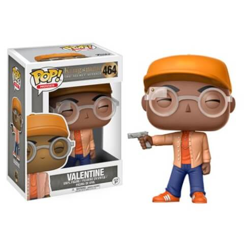 Kingsman Valentine Pop! Vinyl Figure