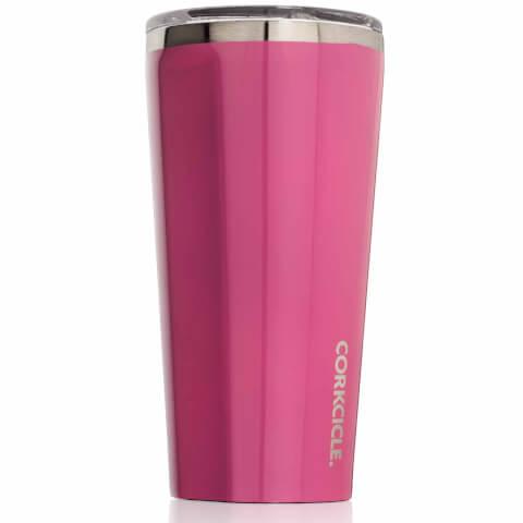 Corkcicle Canteen Triple Insulated Tumbler 16oz - Pink