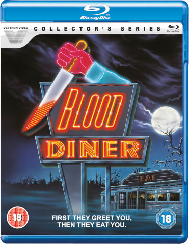 Blood Diner (Vestron)