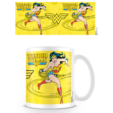 DC Originals Coffee Mug (Wonder Woman)