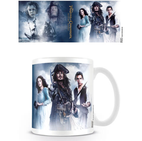 Pirates of the Caribbean Coffee Mug (Salazar's Revenge)