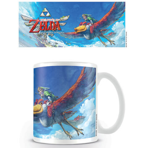 Tasse The Legend of Zelda: Breath of the Wild (Épée Skyward)