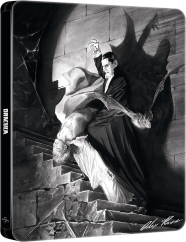 Dracula: Alex Ross Collection - Zavvi Exclusive Steelbook