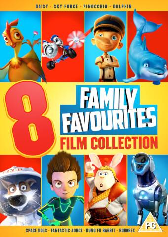 8 Film Family Boxset