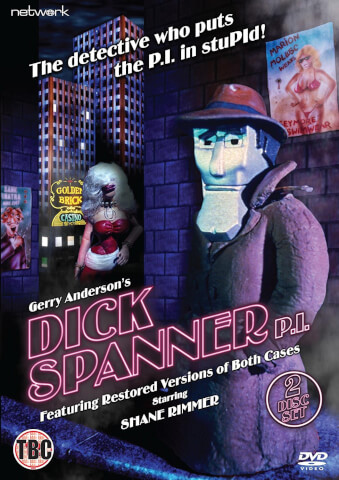 Dick Spanner, P.I.: The Complete Series