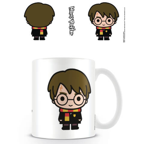 Harry Potter Kawaii Mug