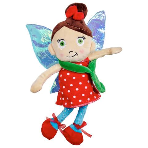 The Irish Fairy Door Company Fairy Friends Plush - Evie-Bee
