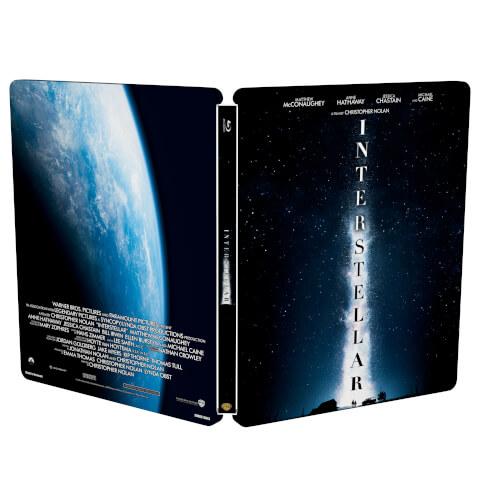 Interstellar - Steelbook Exclusivité Zavvi