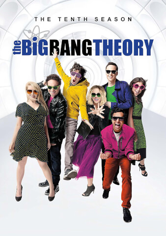 Big Bang Theory - Season 10