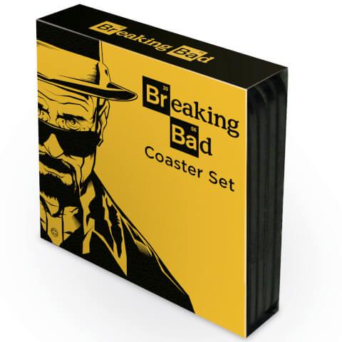 Breaking Bad Coaster Set