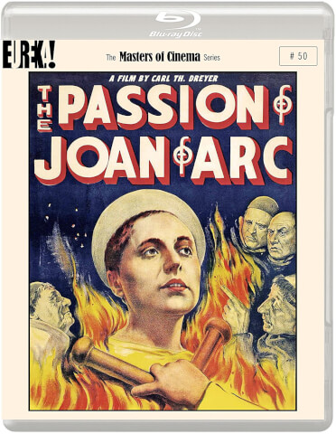 The Passion Of Joan Of Arc (Masters Of Cinema) (Dual Format Reissue)