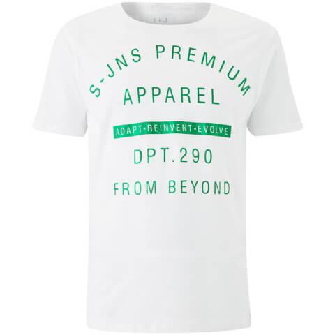 Smith & Jones Men's Quinx T-Shirt - White