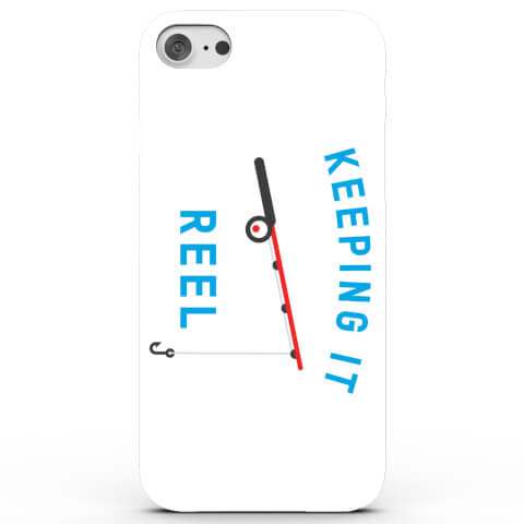 Coque iPhone & Android Keeping it Reel - 4 Couleurs