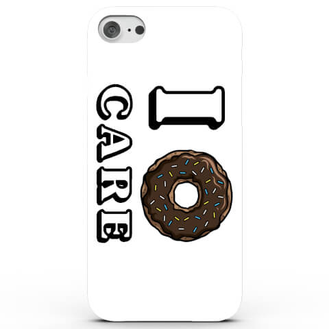 I Doughnut Care Phone Case for iPhone & Android - 3 Colours