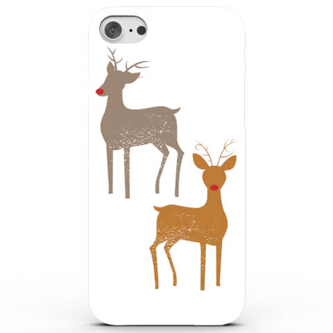 Raindeers Phone Case for iPhone & Android - 4 Colours