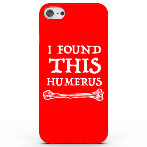 Coque iPhone & Android I Found This Humerus - 4 Couleurs