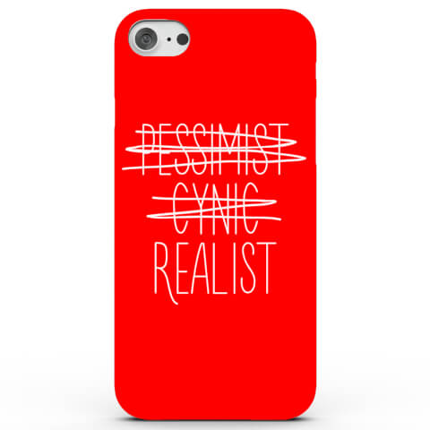 Coque iPhone & Android Realist - 3 Couleurs
