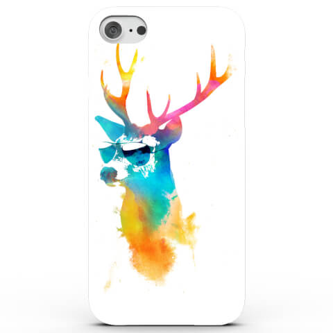 Summer Stag Phone Case for iPhone & Android - 4 Colours