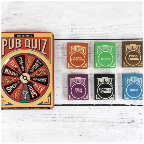 The Ultimate Pub Quiz Party Game