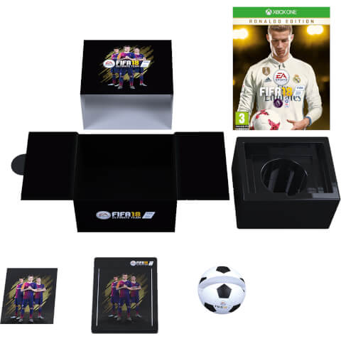 FIFA 18 - Ronaldo Edition Fan Box