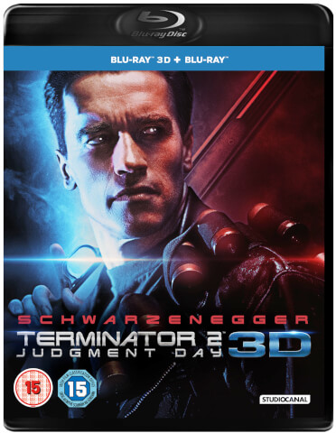Terminator 2: Remastered 3D (Includes 2D Version)