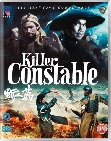 Killer Constable - Dual Format (Includes DVD)
