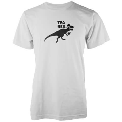 T-Shirt Homme Tea Rex - Blanc