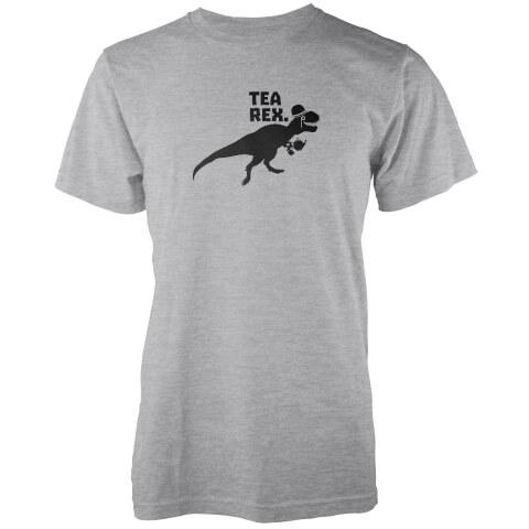 Tea Rex Grey T-Shirt