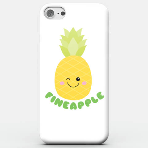 Coque Smartphone Kawaii Fineapple