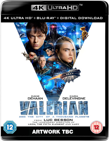 Valerian and the City of A Thousand Planets - 4K Ultra HD