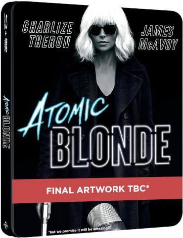 Atomic Blonde - 4K Ultra HD - Zavvi Exclusive Limited Edition Steelbook