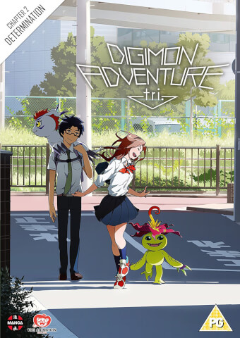Digimon Adventure Tri The Movie Part 2