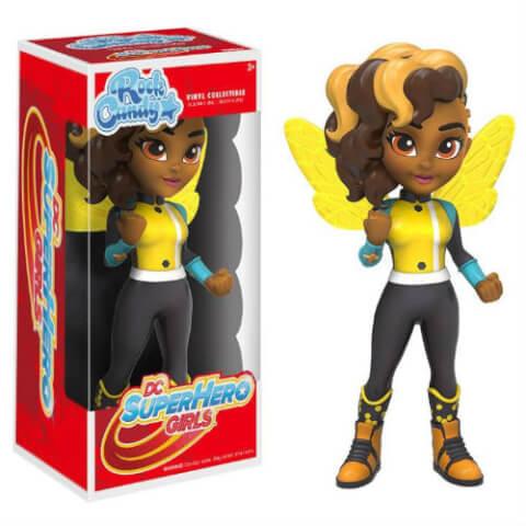 DC Super Hero Girls Bumble Bee Rock Candy Vinyl Figure