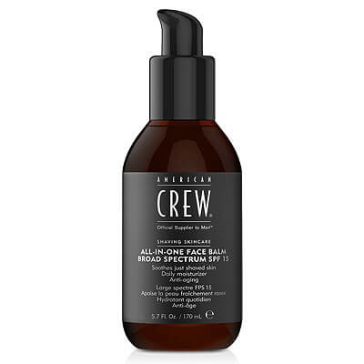 American Crew All-in-one Face Balm SPF15 (170ml)