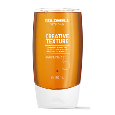 Goldwell Stylesign Creative Texture Hardliner 5 Acrylic Gel 150ml