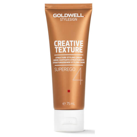Goldwell Stylesign Creative Texture Superego 4 Structure Styling Cream 75ml