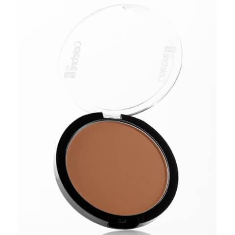 mehron Celebre Pro-HD Pressed Powder Foundation - Medium/Dark 4