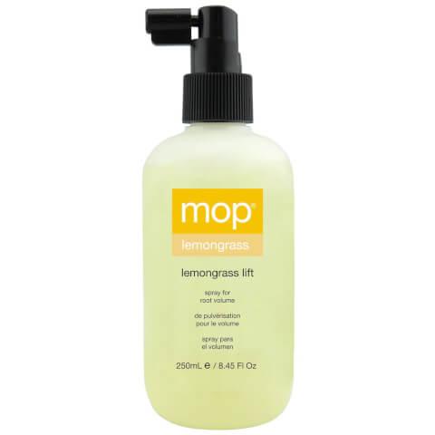 mop lemongrass lift root spray 250ml